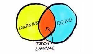 The Liminal State between Learning and Doing